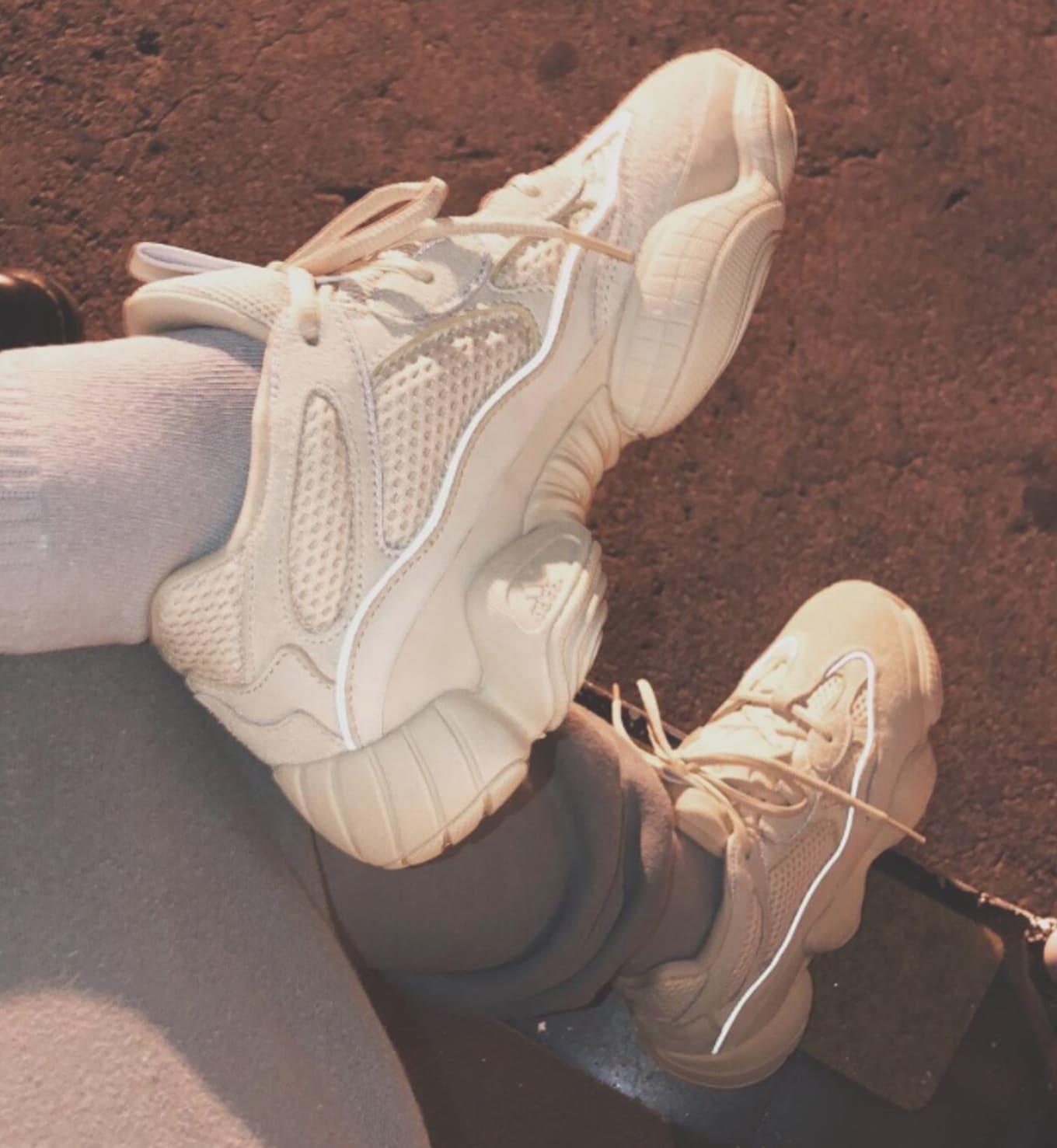6d397a5d144a0 Kim Kardashian Previews  Mud Rat  Adidas Yeezy 500s