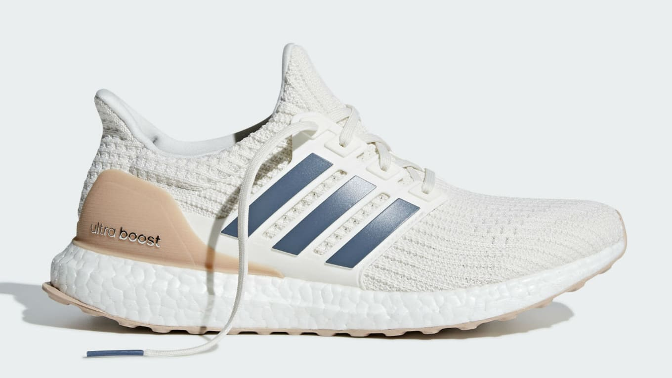 ca06e97cf5966 Adidas Ultra Boost 4.0 Show Your Stripes Cloud White Tech Ink Ash ...