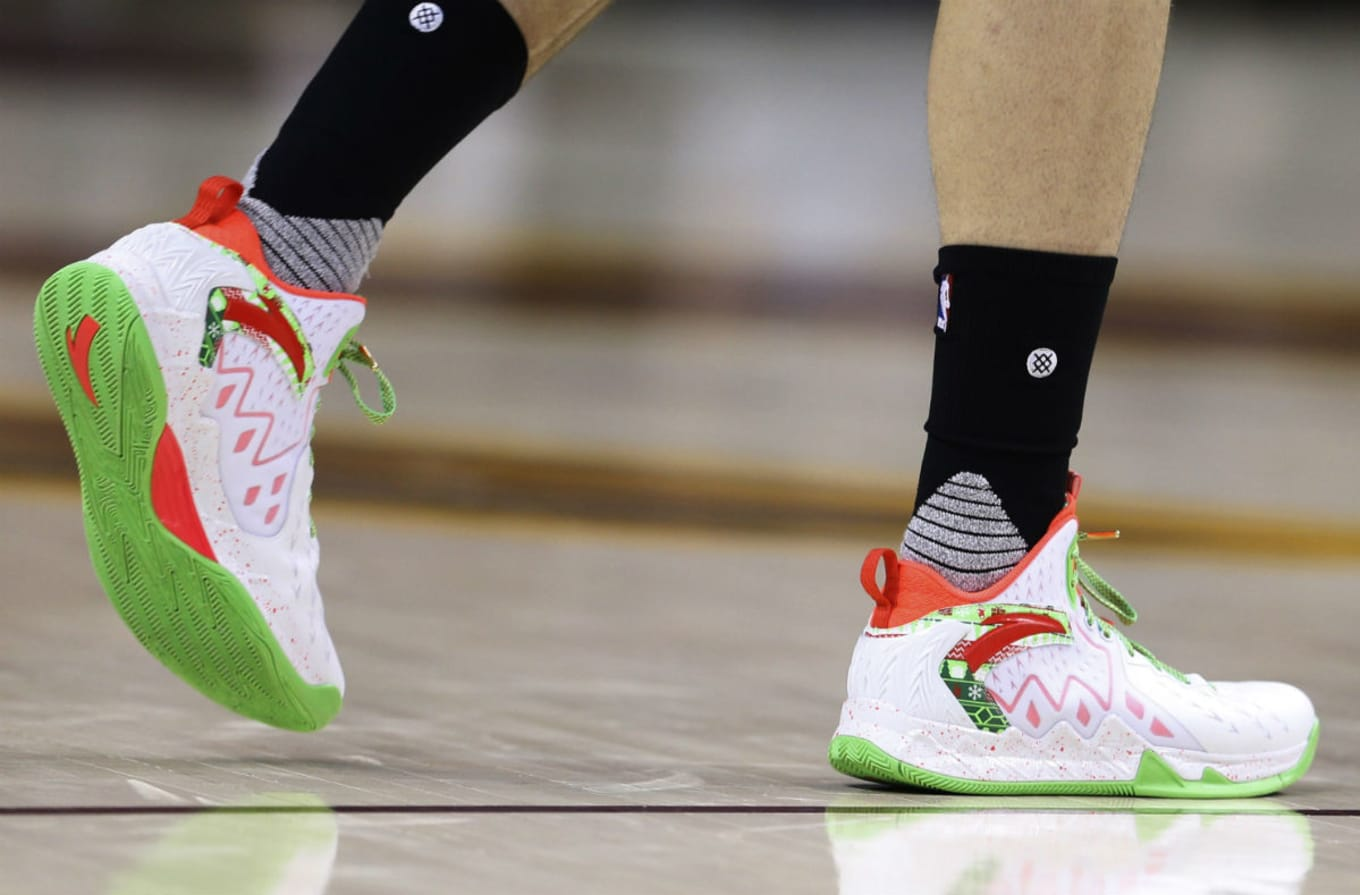 NBA Christmas Sneakers 2016 | Sole Collector