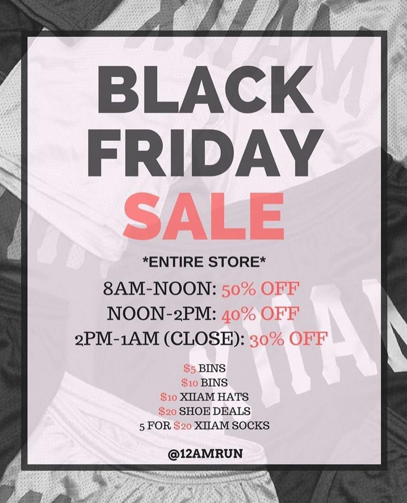 59e268532cb4 Black Friday Sneaker Sales 2017