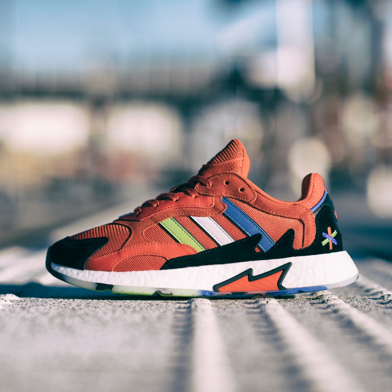 free shipping ce5e9 028ff A Closer Look at the adidas Originals TRESC Run