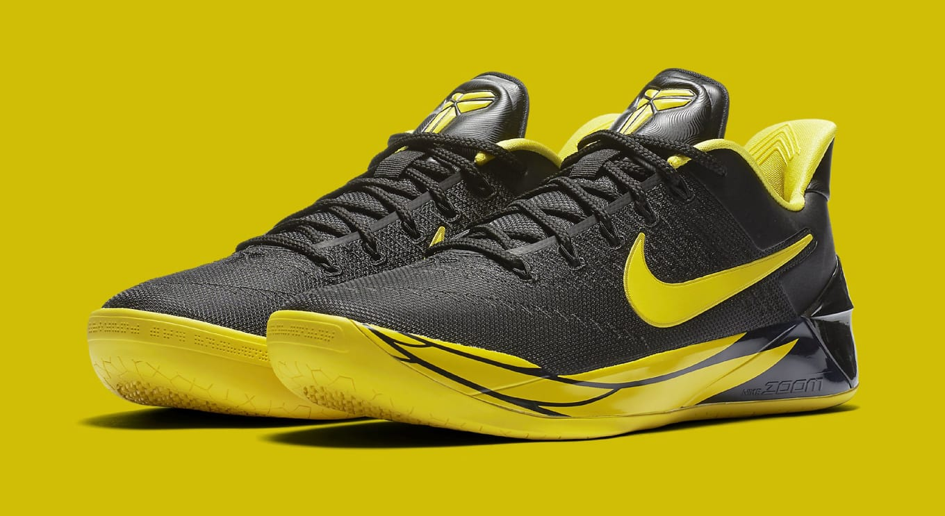 e86d6cfa25ca Kobe Bryant and Oregon Ducks Come Together for New Shoes. This Nike Kobe  A.D. releases on March 10.