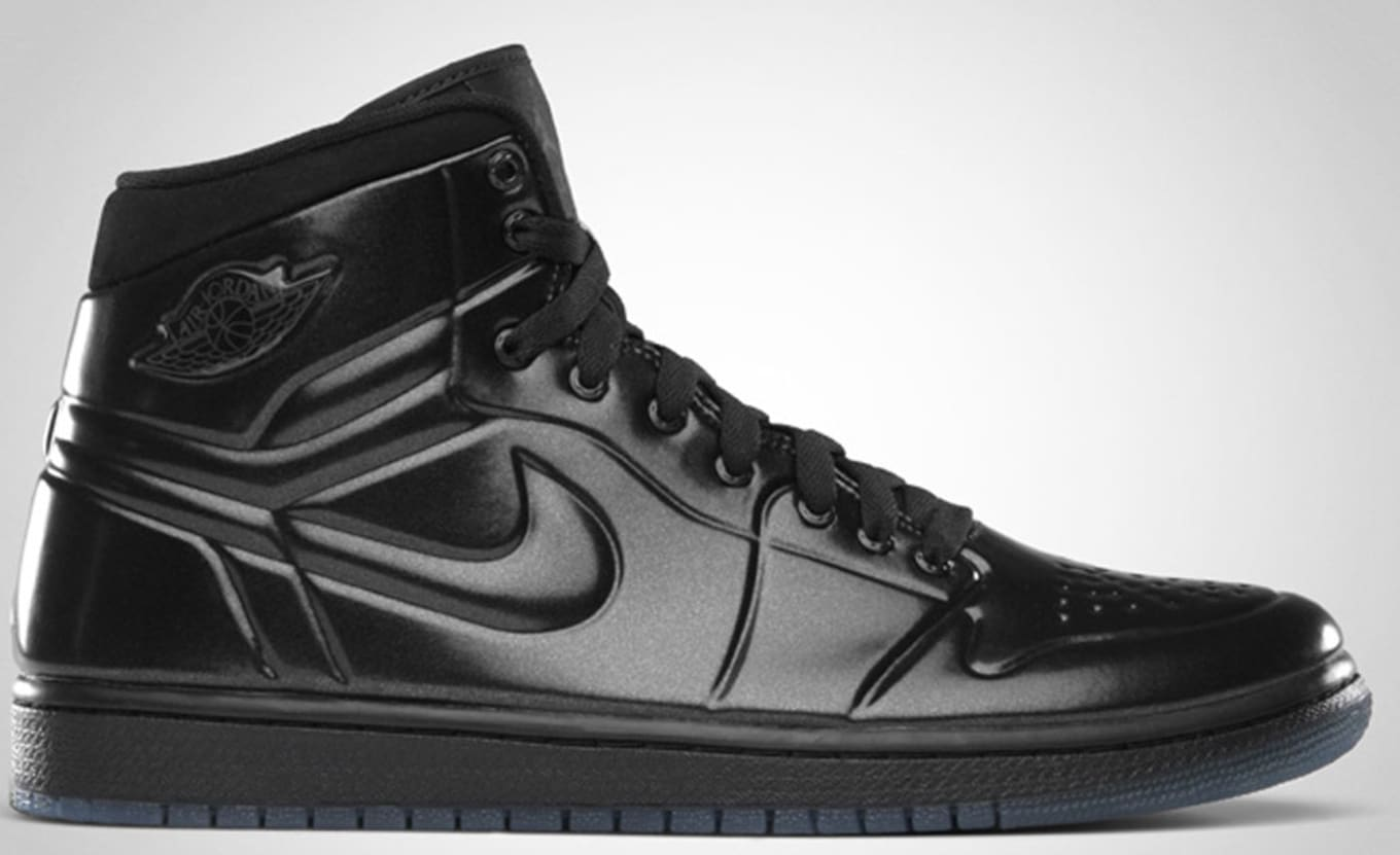 buy popular dbe91 faba7 Air Jordan 1 High Retro Anodized Black Anthracite