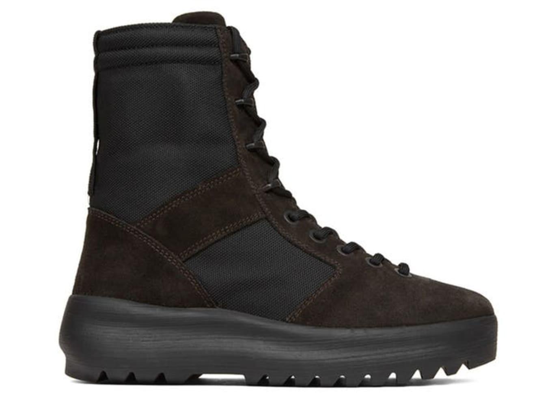 pretty nice 7c12e 0a625 Yeezy Military Boot  Onyx Shade