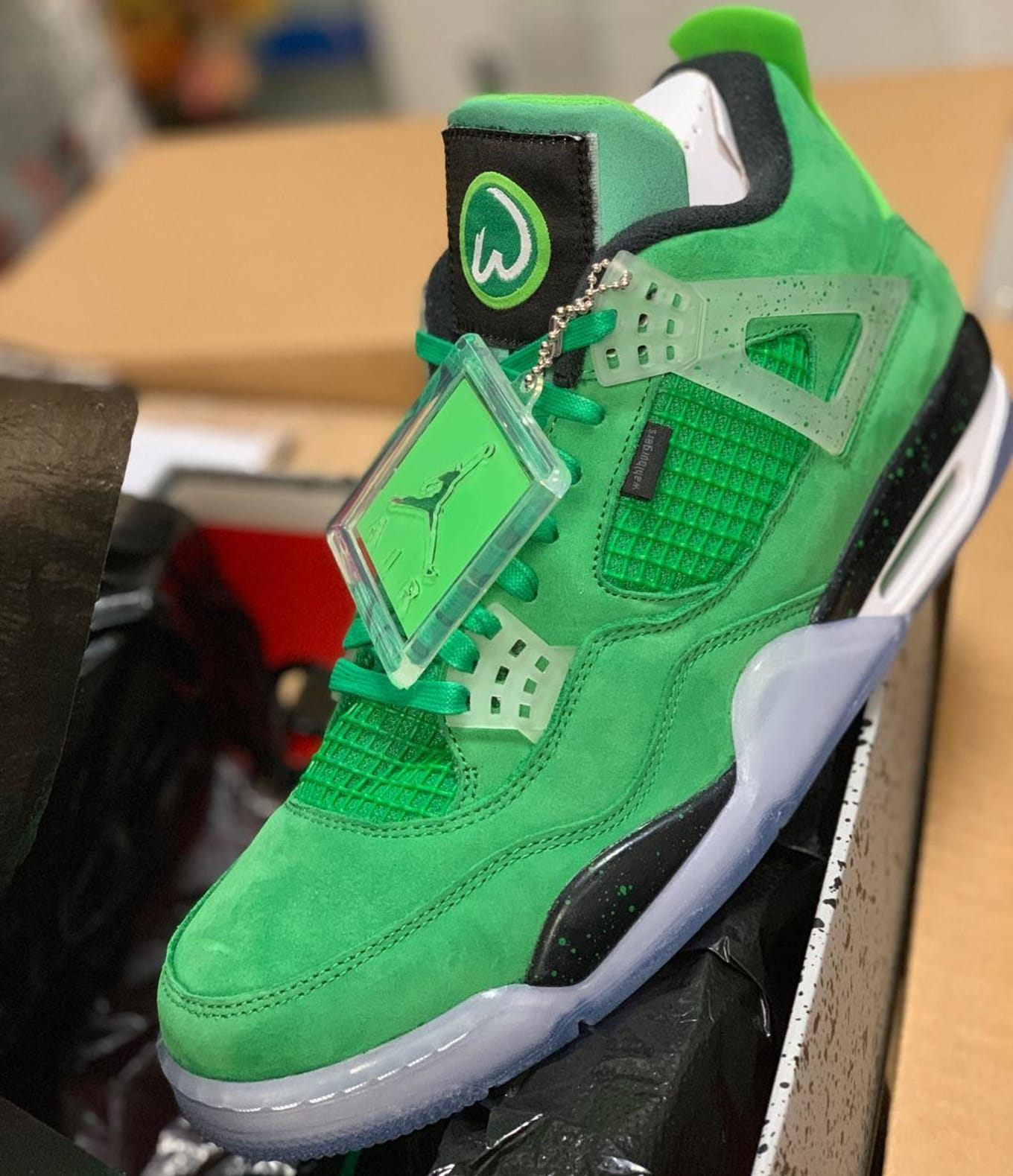 ba34e78e49e Your Chance to Win a Pair of Mark Wahlberg s  Wahlburgers  Air ...
