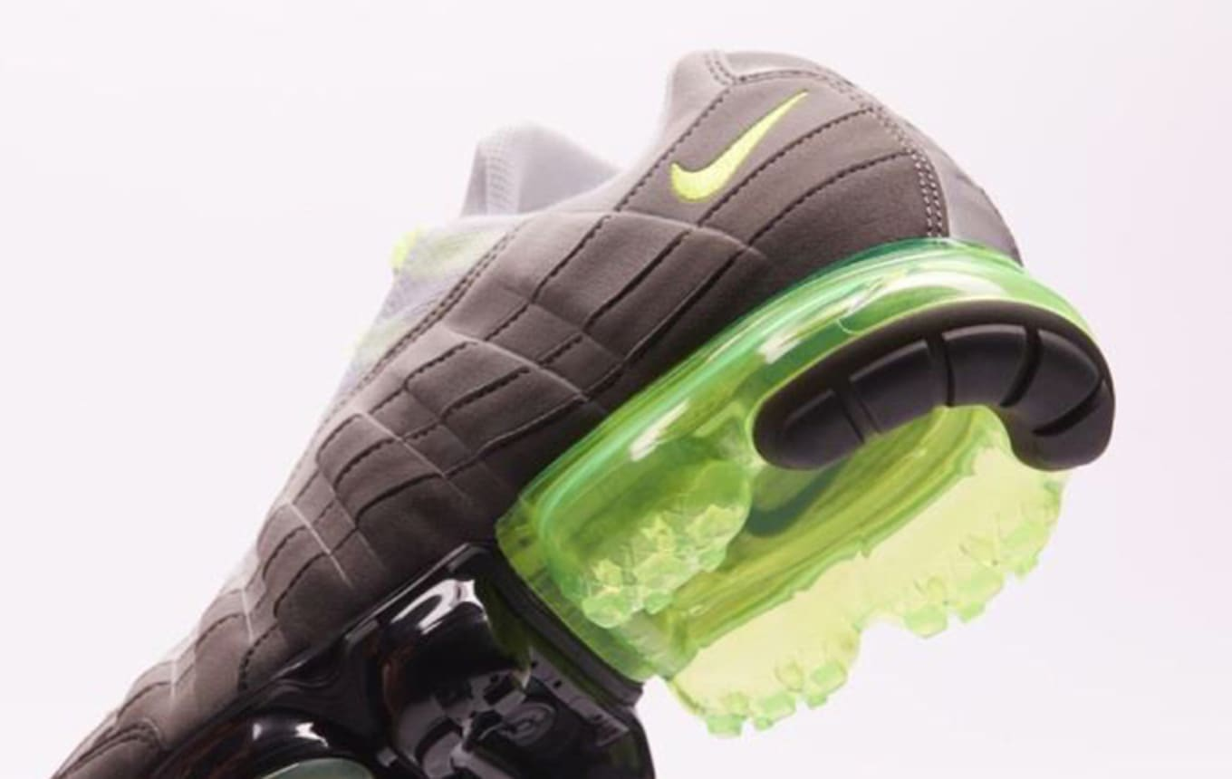 d91bb6d9716cf4 Nike Is Combining the Air Max 95 and VaporMax