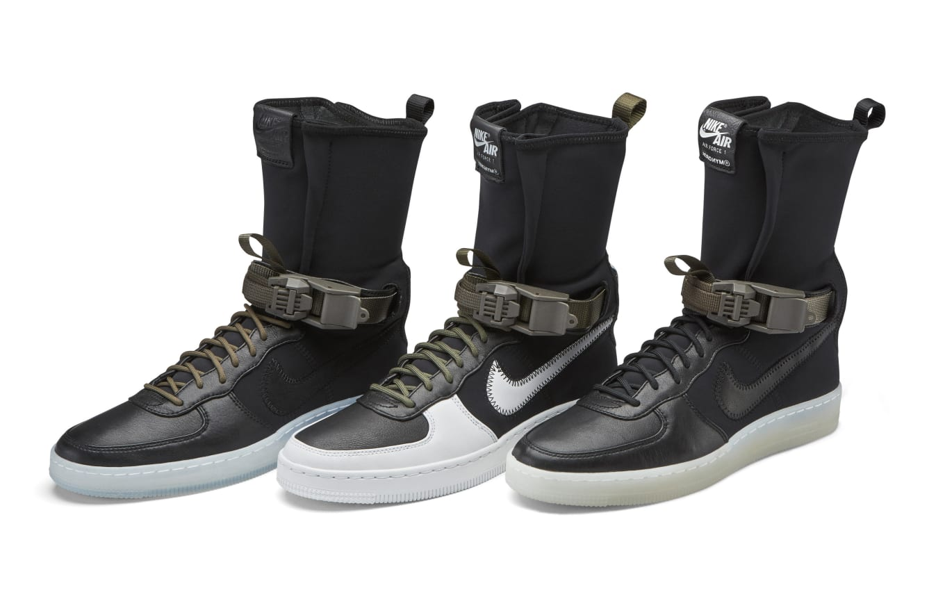 size 40 d30c6 94224 NikeLab Acronym Air Force 1 Release Date | Sole Collector