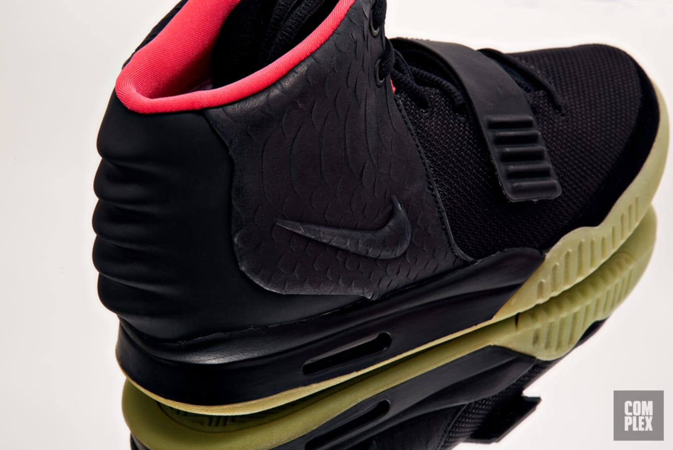 Former employee talks scrapped shoe. 87adc15d4b5f