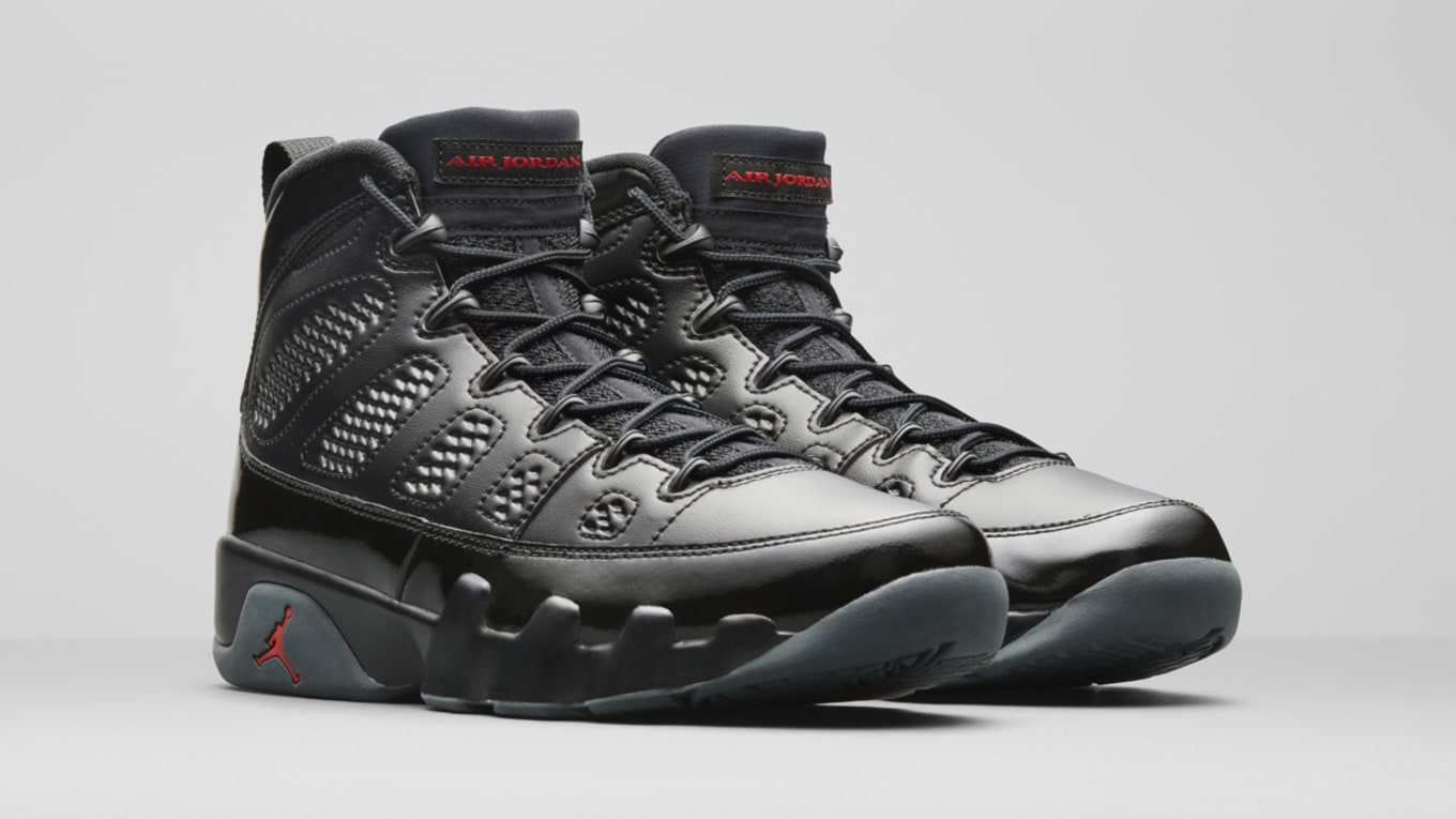 hot sale online b51ee db314 Air Jordan 12 Retro Taxi CNY Chinese New Year Air Jordan 9 Black Patent ...