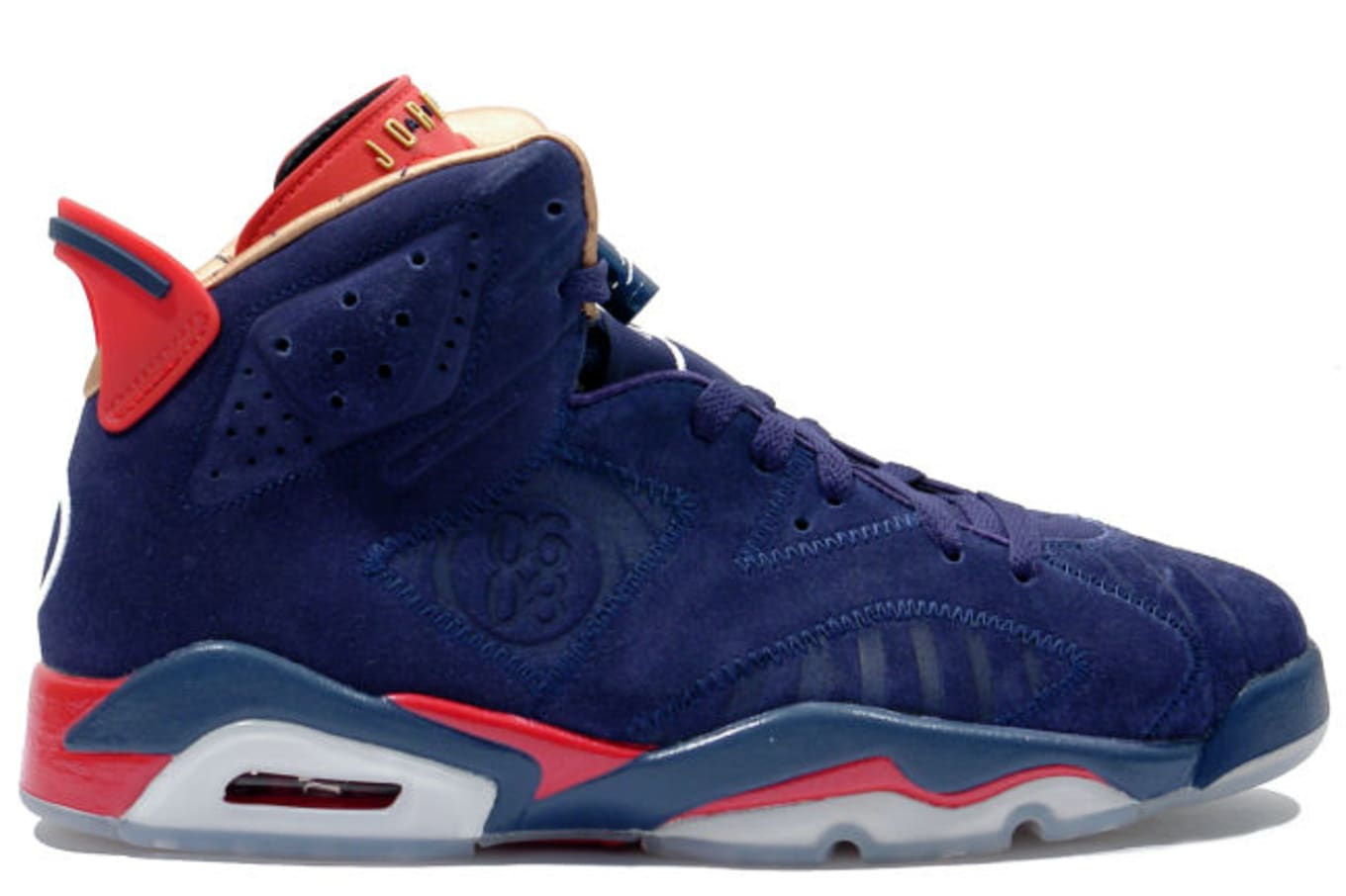 3914fa135d0 New Details on the 2018 Nike Doernbecher Collection. A possible retro of  2009 s Air Jordan 6 design on the way