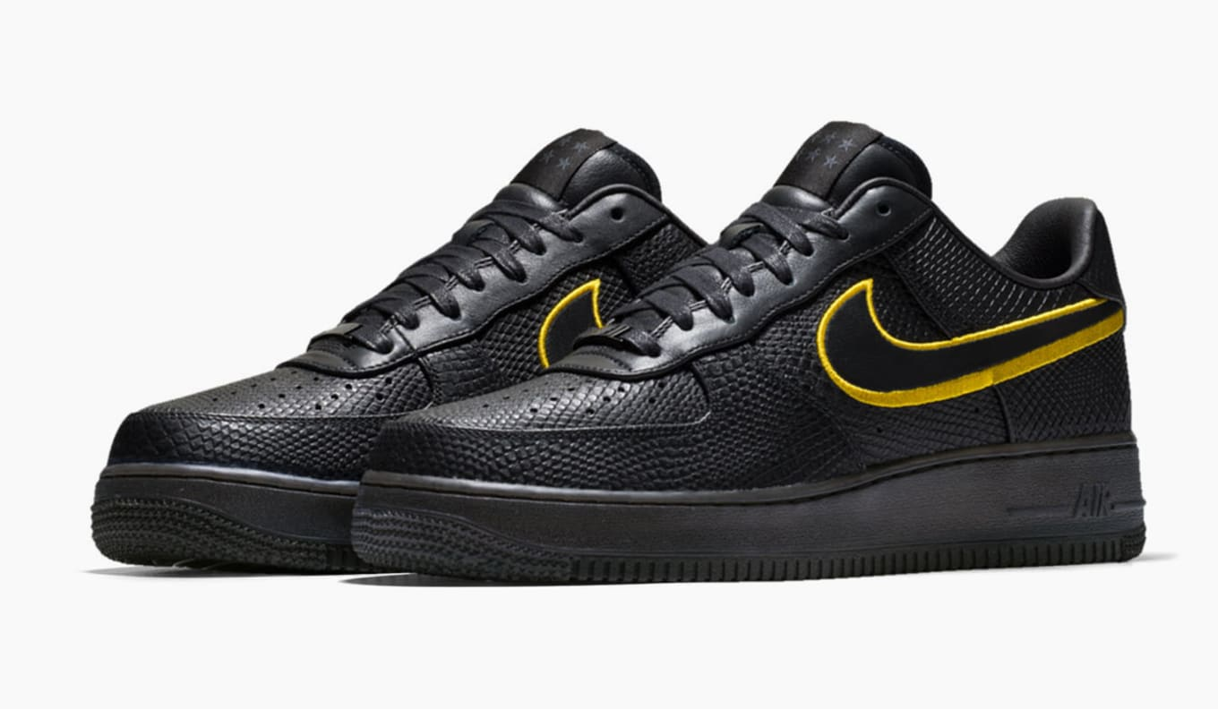 newest collection e2a0d 591e1 Nike Marks Kobe Bryant Jersey Retirement With  Black Mamba  Sneakers.  Here s how to buy a pair.