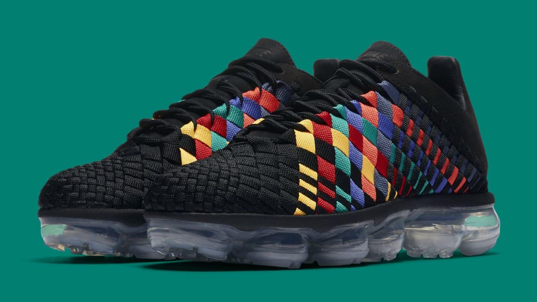 Nike Air VaporMax Inneva Multicolor Release Date AO2447-001  e05880ce08df