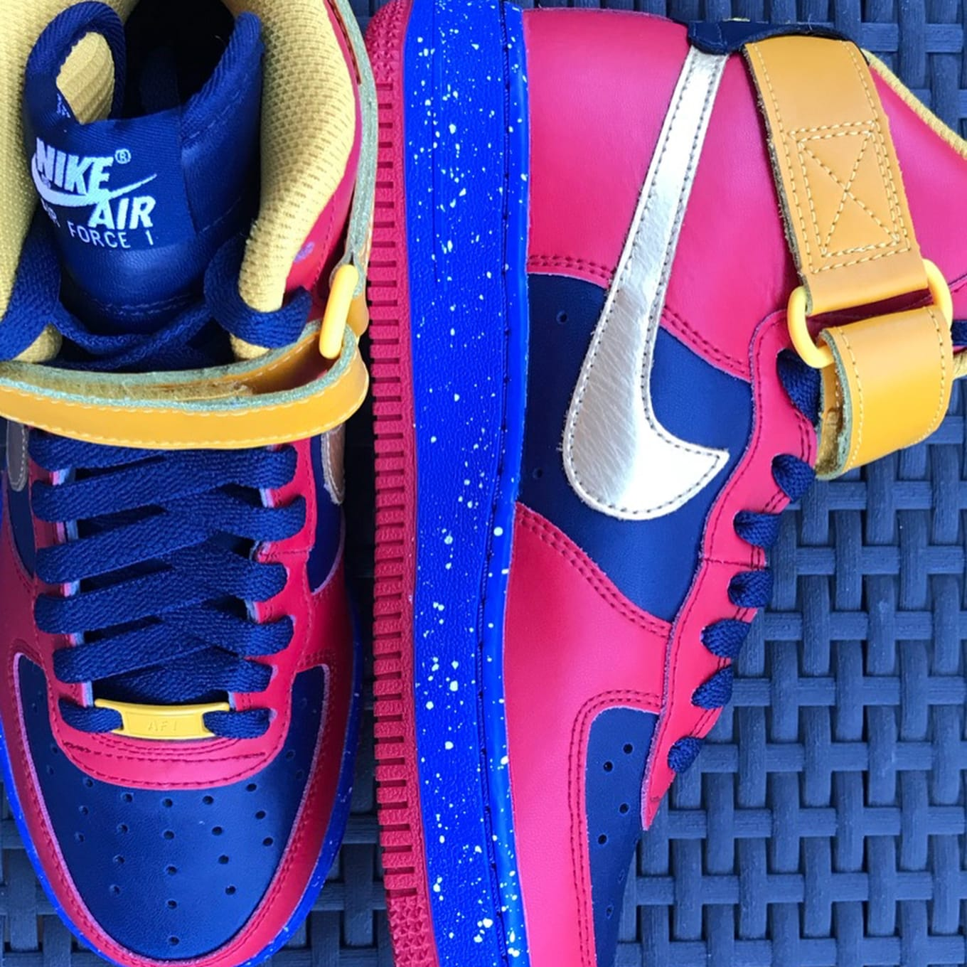 NIKEiD Nike By Collector You DesignsSole Superhero erCxdBo