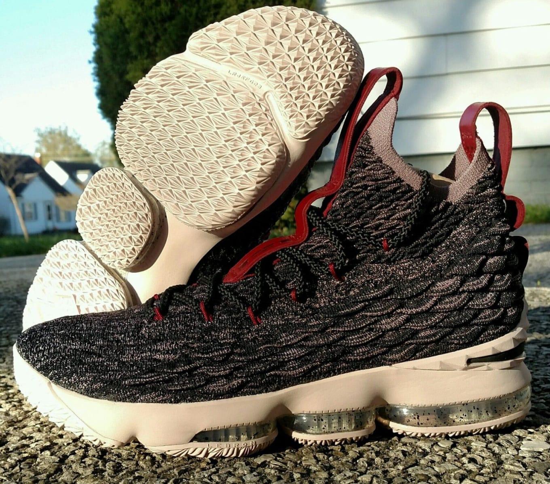 e24866f19ca Nike LeBron 15 Pride of Ohio Release Date 897648-003