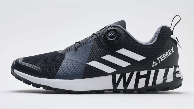 136046c7d0cf Adidas Terrex Two Boa x White Mountaineering Black Footwear White-Core Black