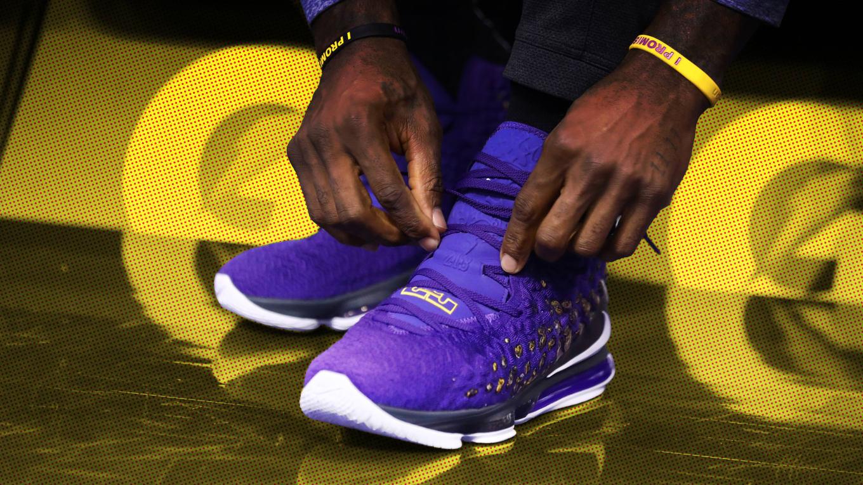 Every LeBron James Sneaker 2019 2020 NBA Season | Sole Collector