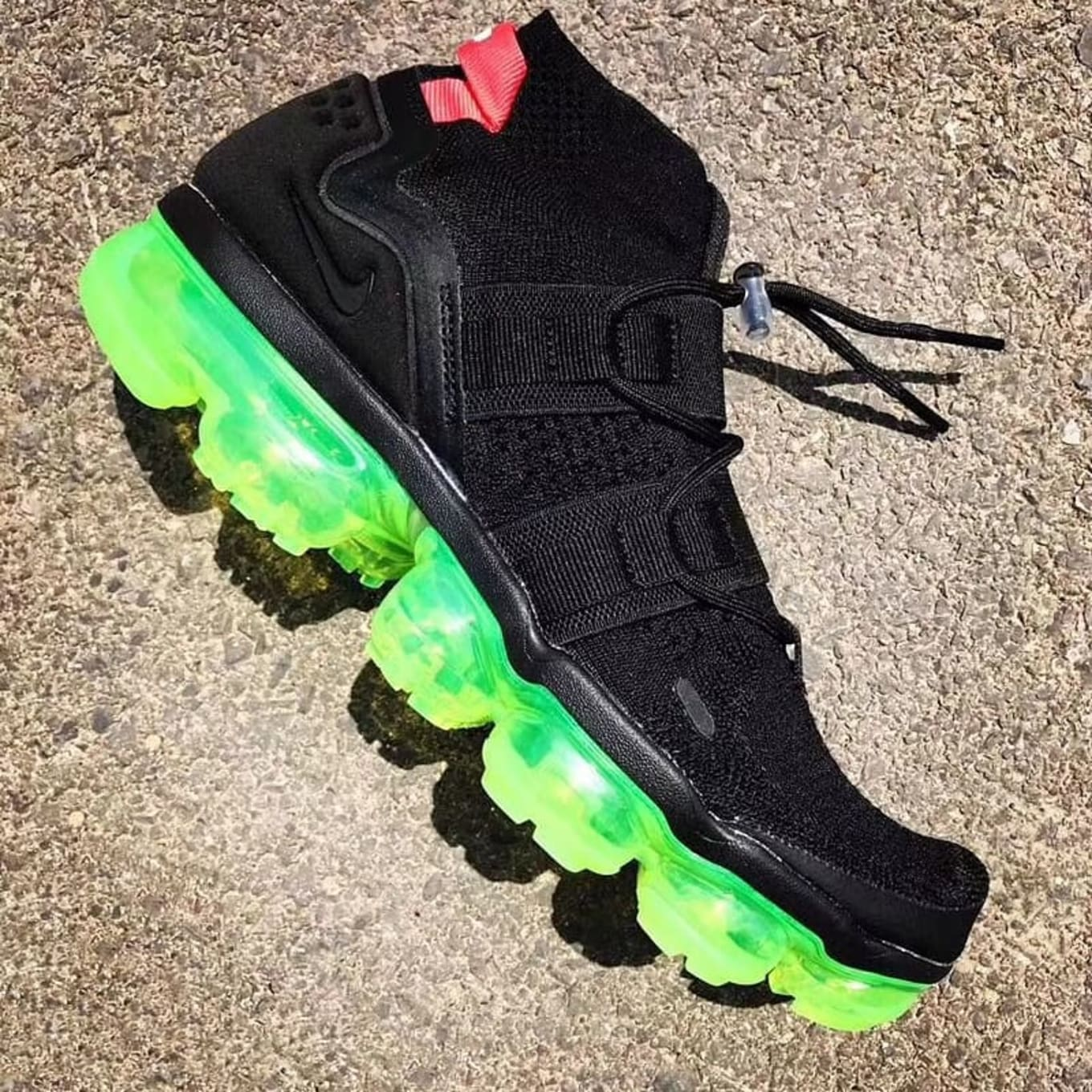 452c10b396c47 Black and Volt Team Up on Upcoming Nike Air VaporMax Utility