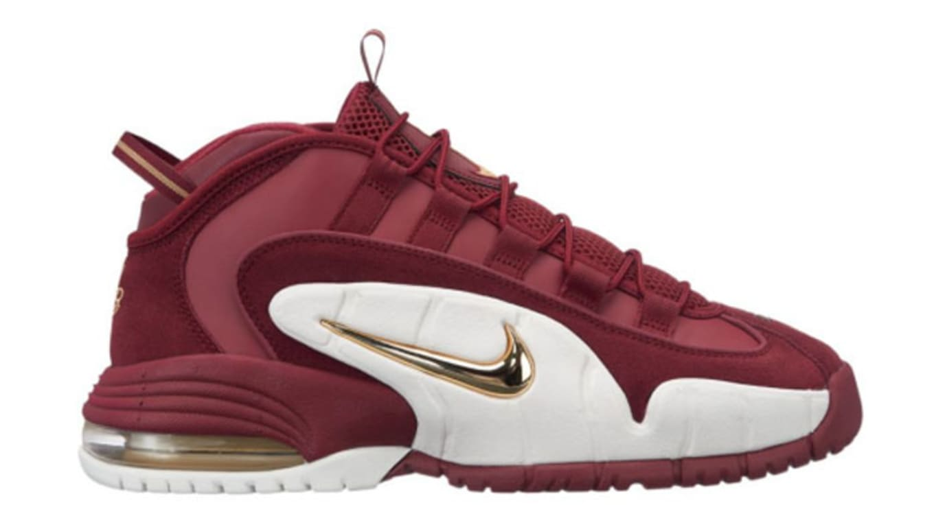 31e31b26feb0 Nike Air Max Penny 1 Team Red Release Date 685153-601
