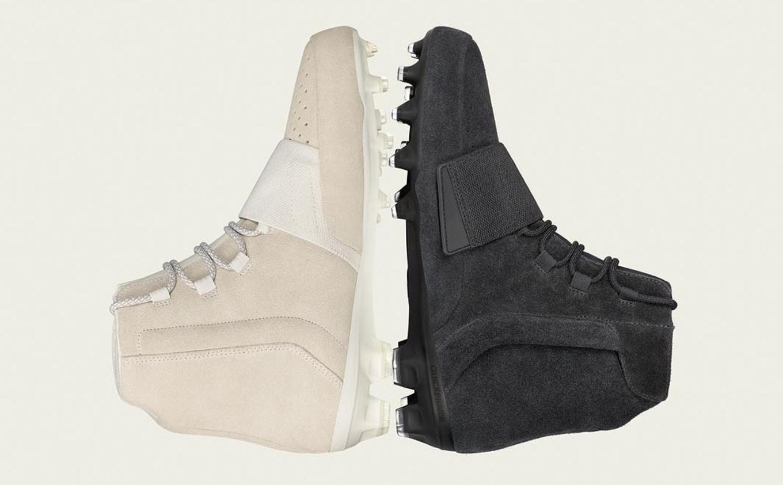 f7f985b0426 Black Adidas Yeezy 750 Cleat