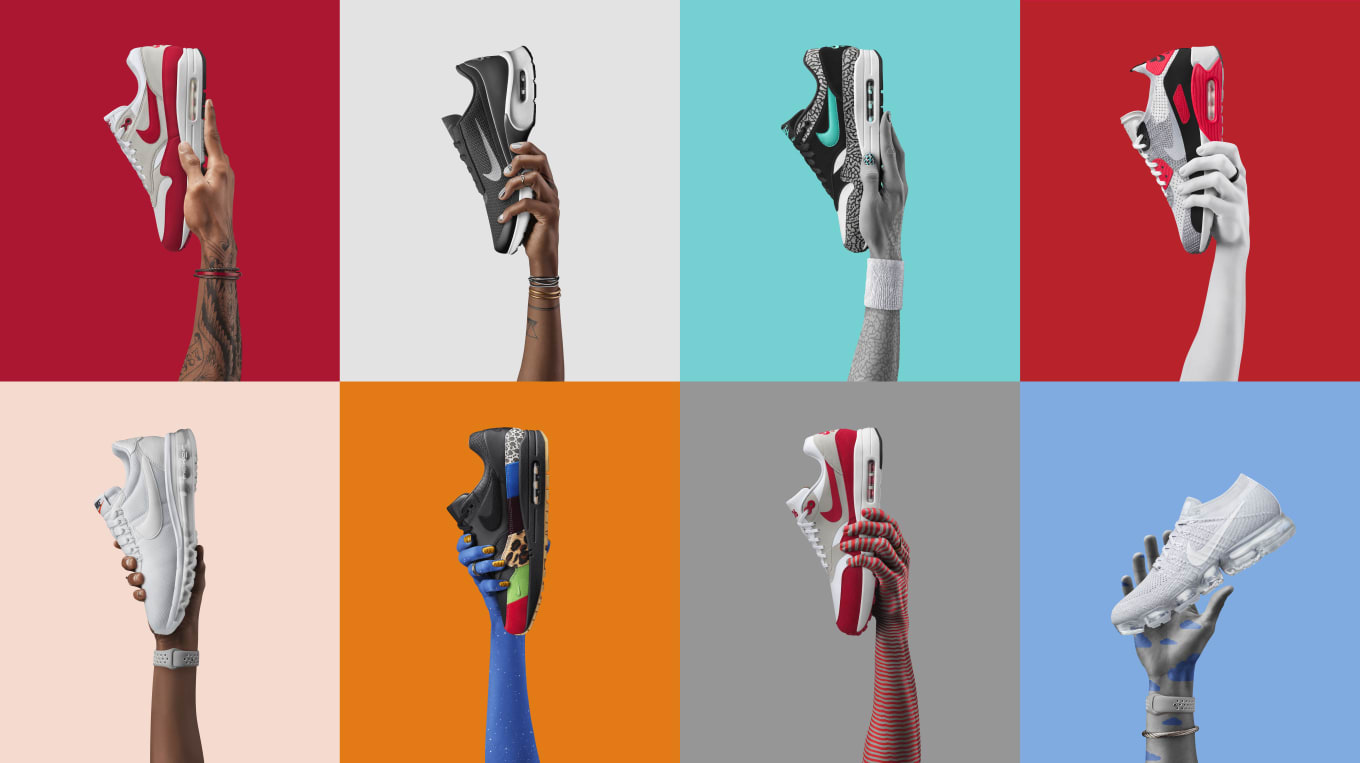 competitive price 8c774 27cb6 2017 Nike Air Max Day Collection | Sole Collector