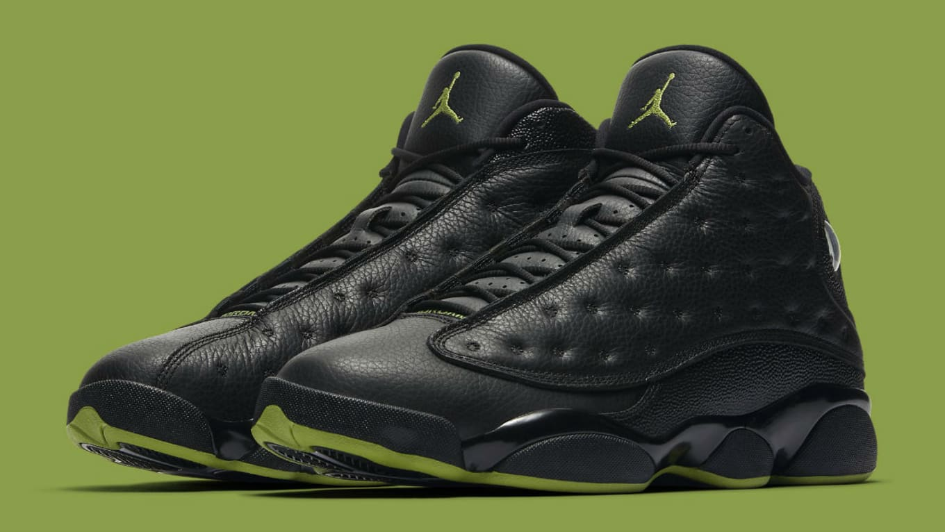 1739224aad0f8d  Altitude  Air Jordan 13s Release in December. Jordan Brand unveiled the  sneakers this week.