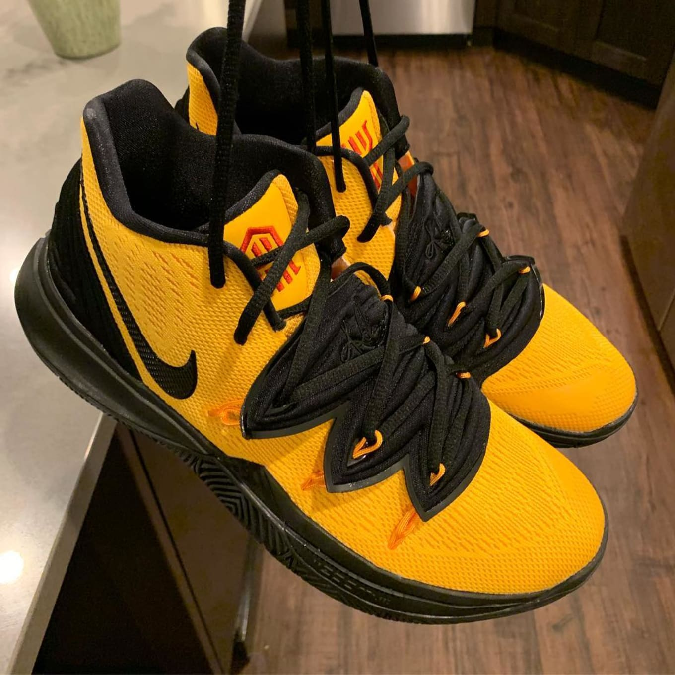 best website eab51 4c8a7 NIKEiD By You Kyrie 5 Designs | Sole Collector