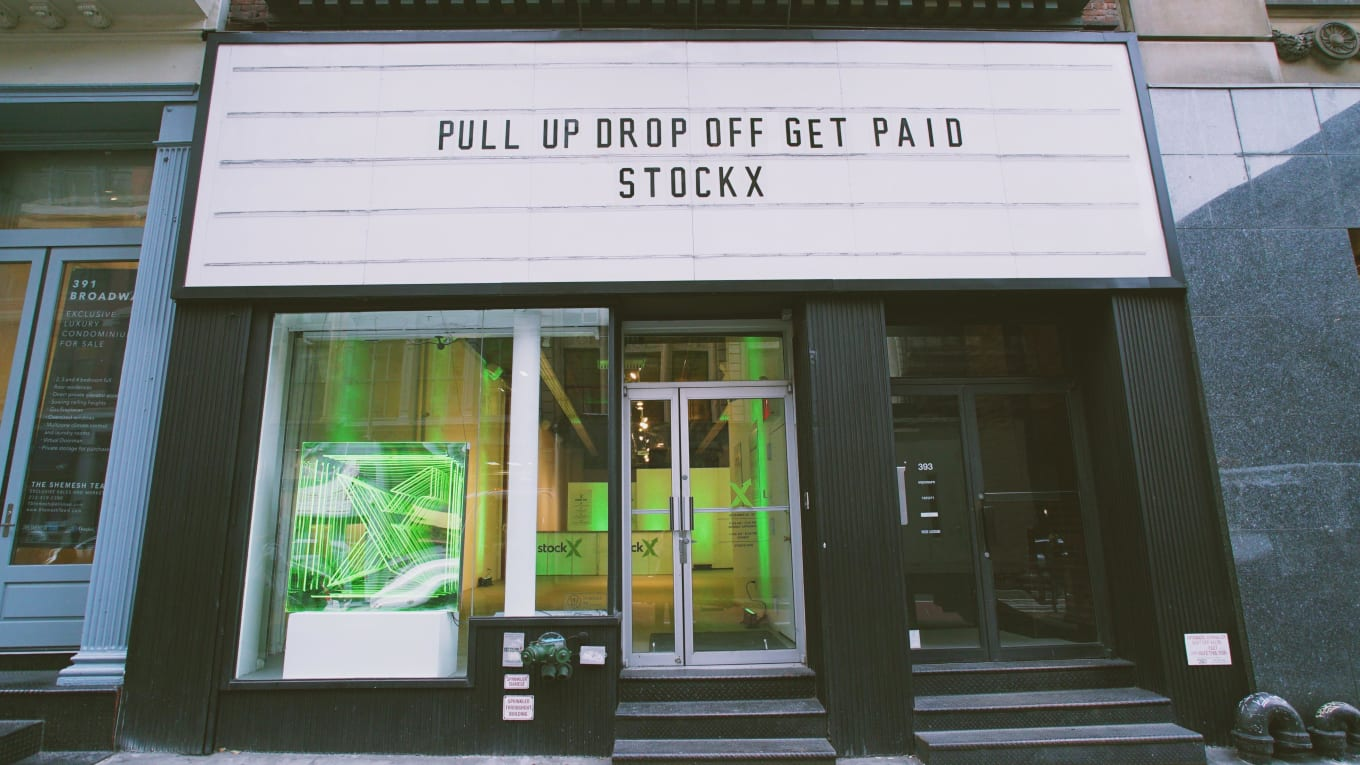 StockX Has Opened a Drop-Off Location in New York | Sole
