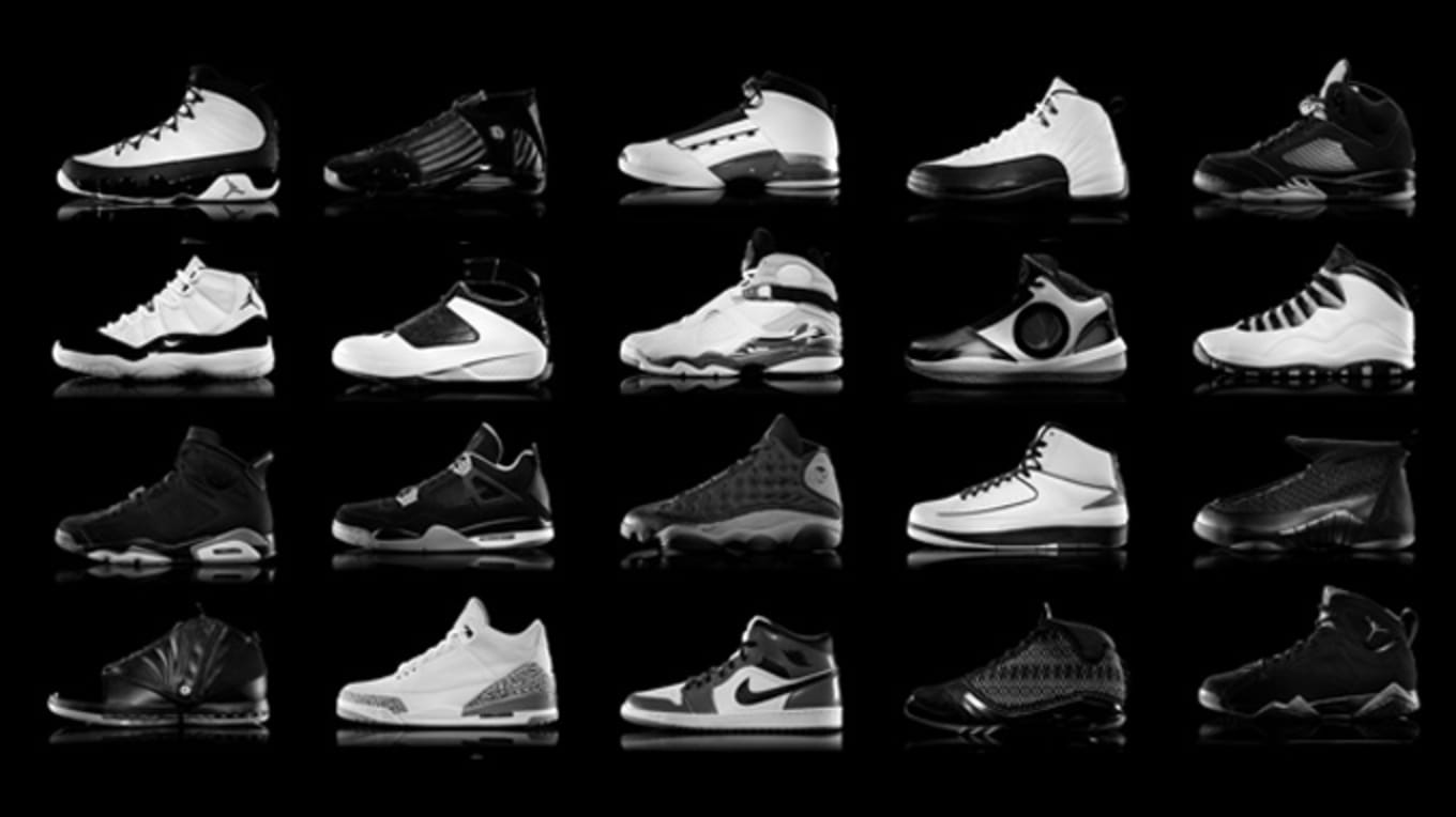 online retailer 7b07f 0b2a9 The Rarest Release of Every Air Jordan. These are the most limited Jordans  ...