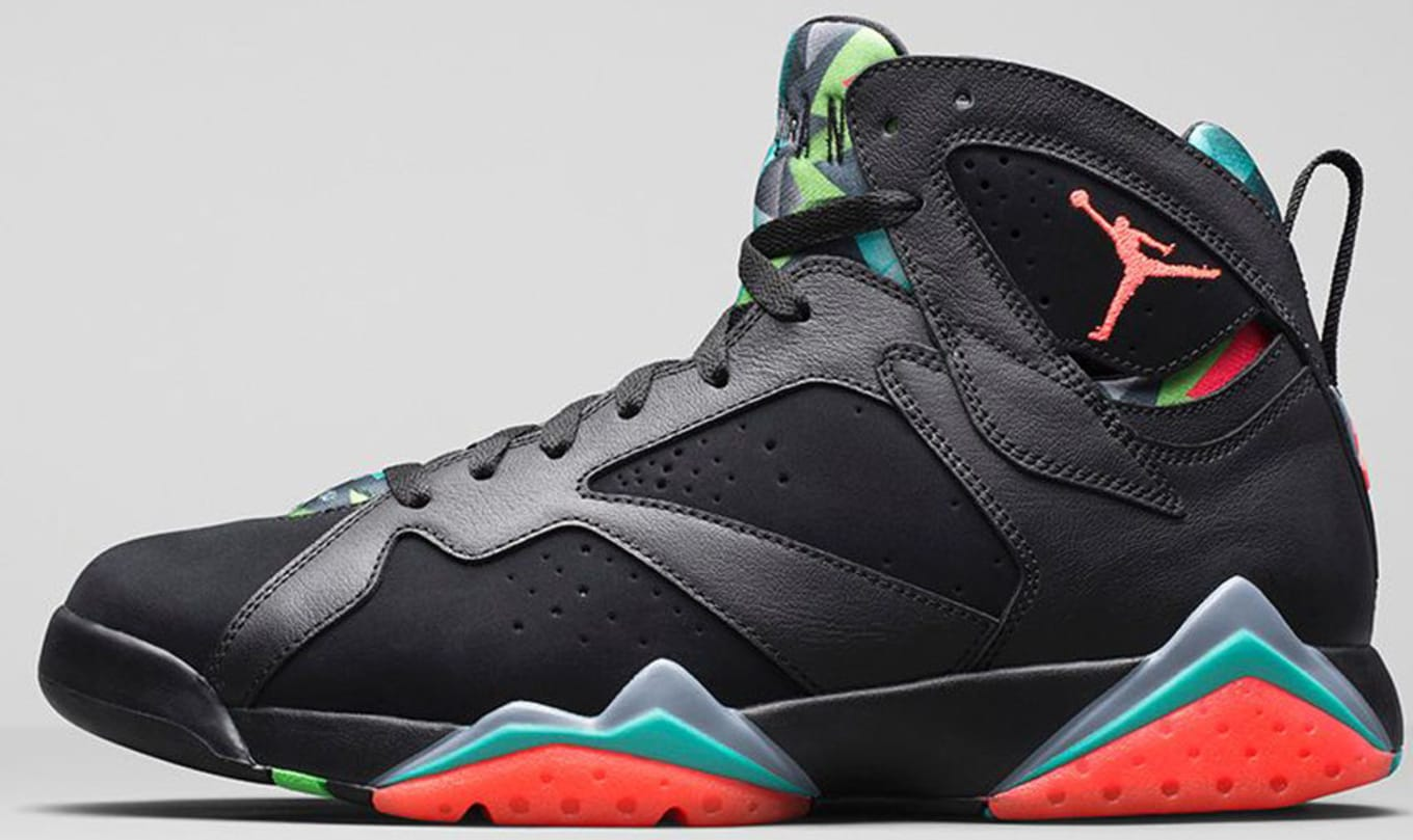 more photos 4a292 0a7e2 Image via Nike.  Air Jordan VII Retro ...