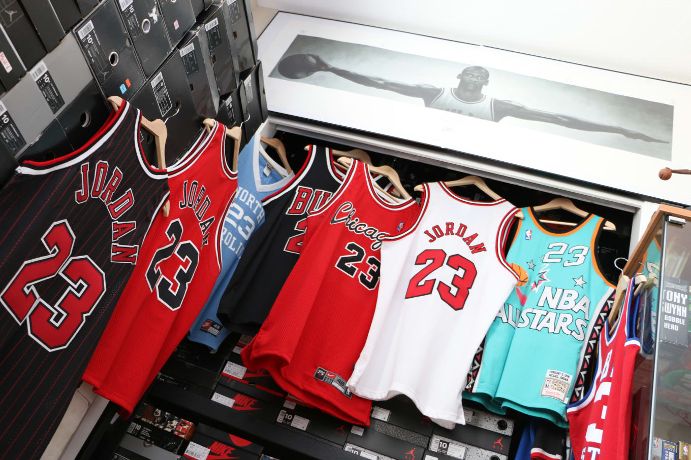 reputable site e431a 51ddd Michael Jordan Nike Bulls Jersey Opinion | Sole Collector