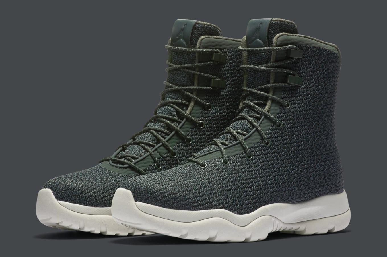 Jordan Future Boot Grove Green 854554-300  03bfe59d8