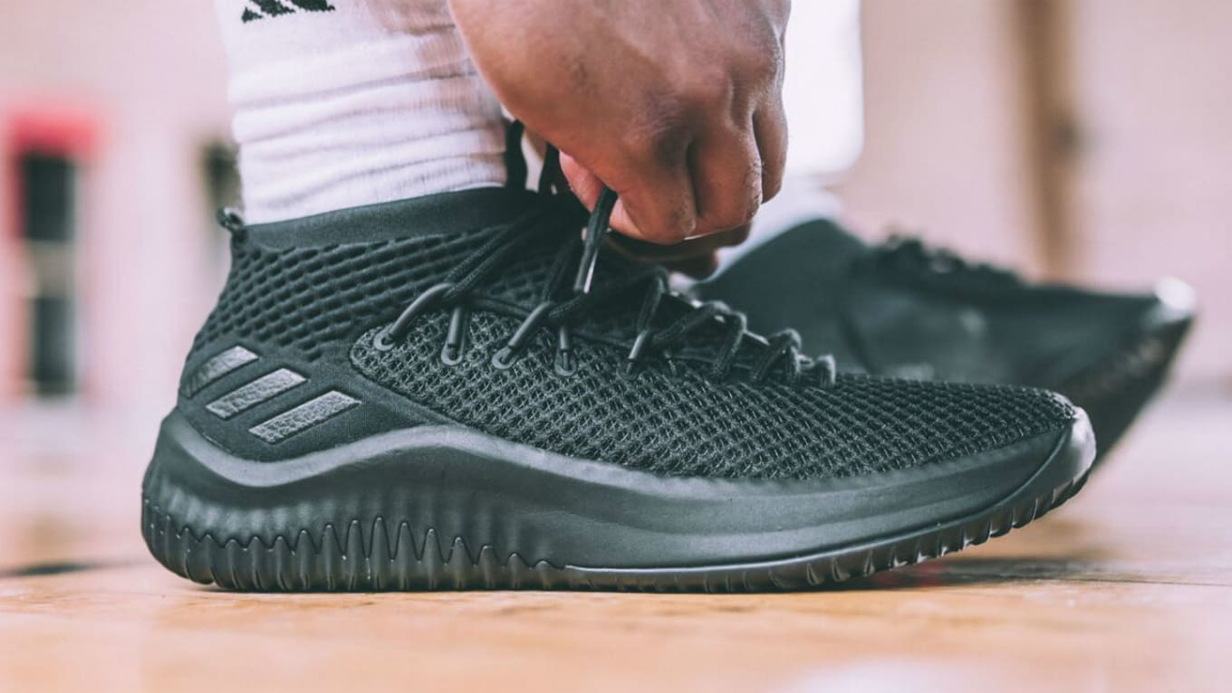 detailed pictures 8e47f ae1b3 Its Dame Time for the Adidas Dame 4.