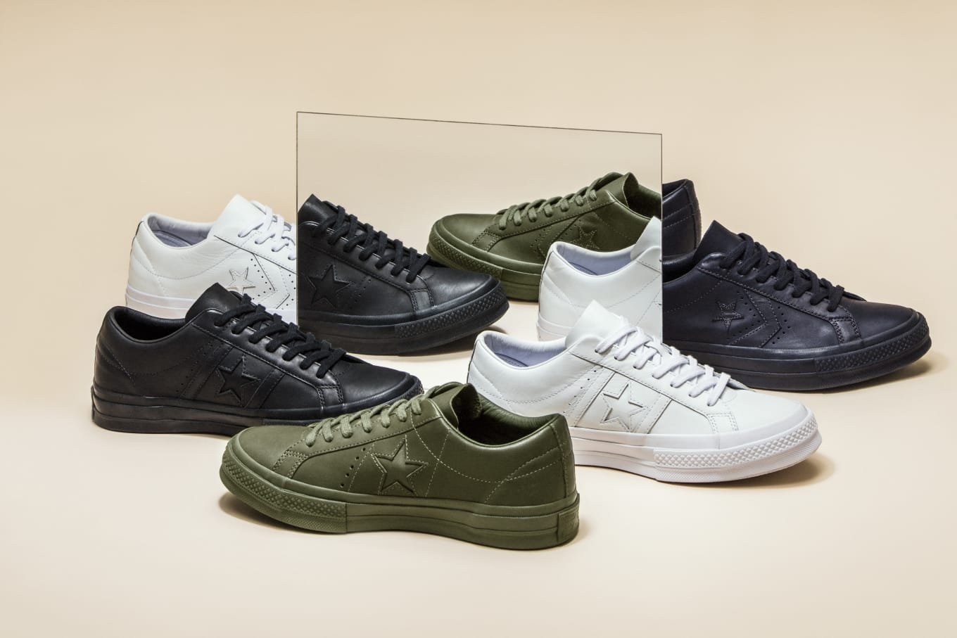low priced eb99a f48cb Converse x Engineered Garments One Star collection releases Oct. 4.