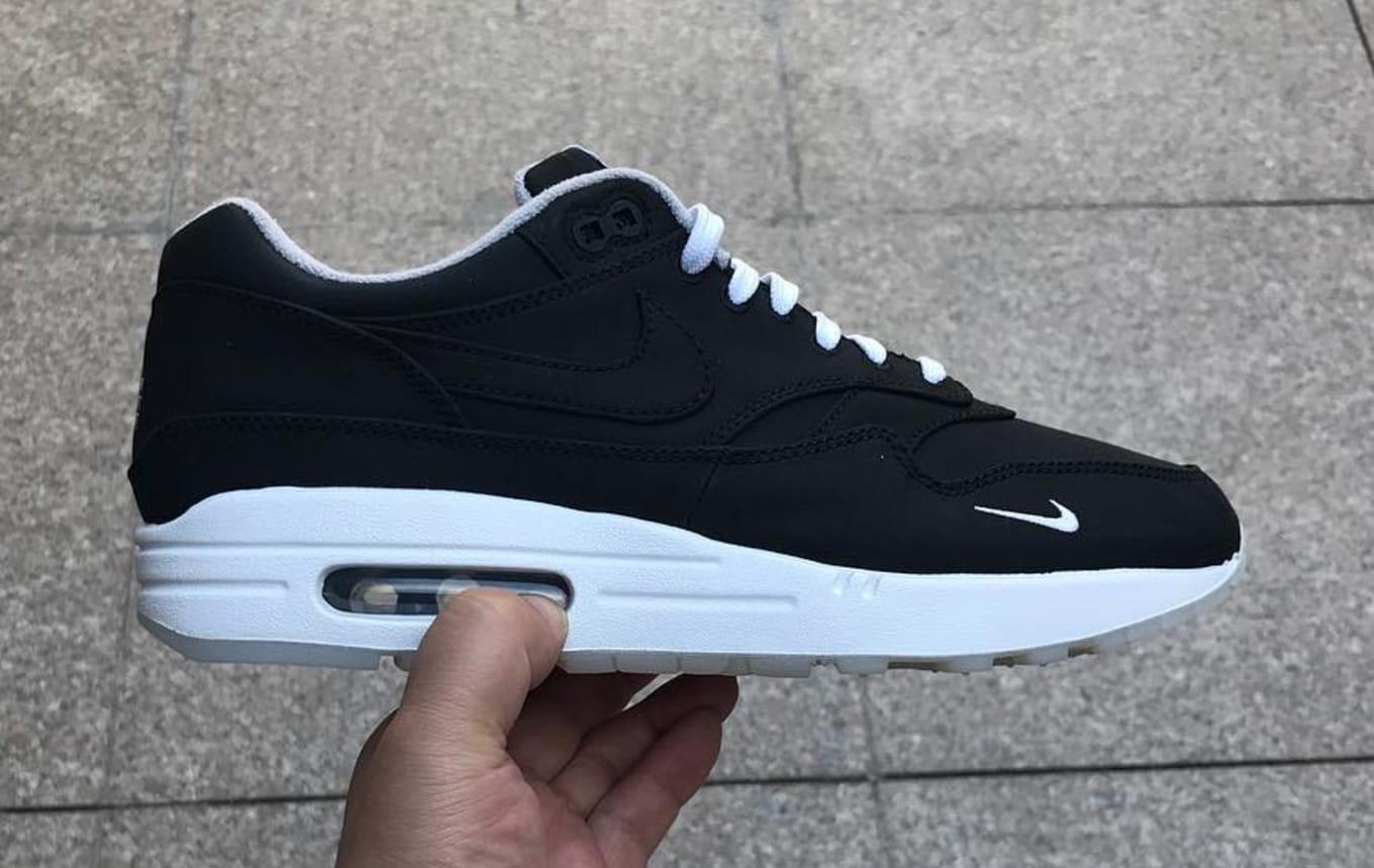 3740c34dad Dover Street Market's Nike Air Max 1 Collaboration. A first look at the  next Nike collab from the powerhouse retailer.