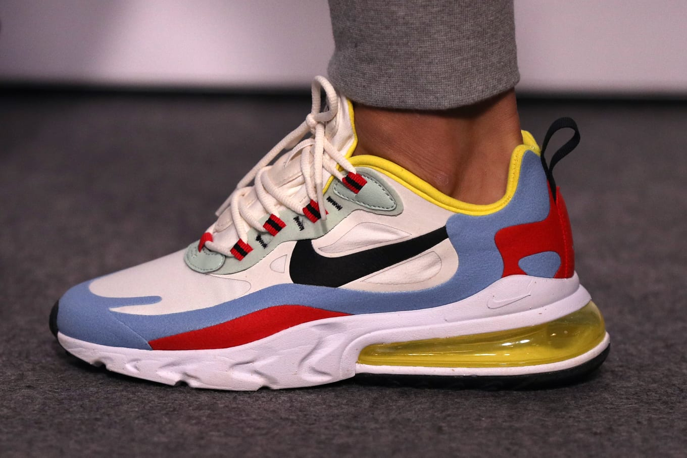 sale retailer aabe1 68161 Nike Air Max 270 React Release Date | Sole Collector