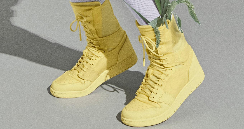Women s Nike Jordan 1 Reimagined Collection Spring 2018 Release Date ... 9d810a6af