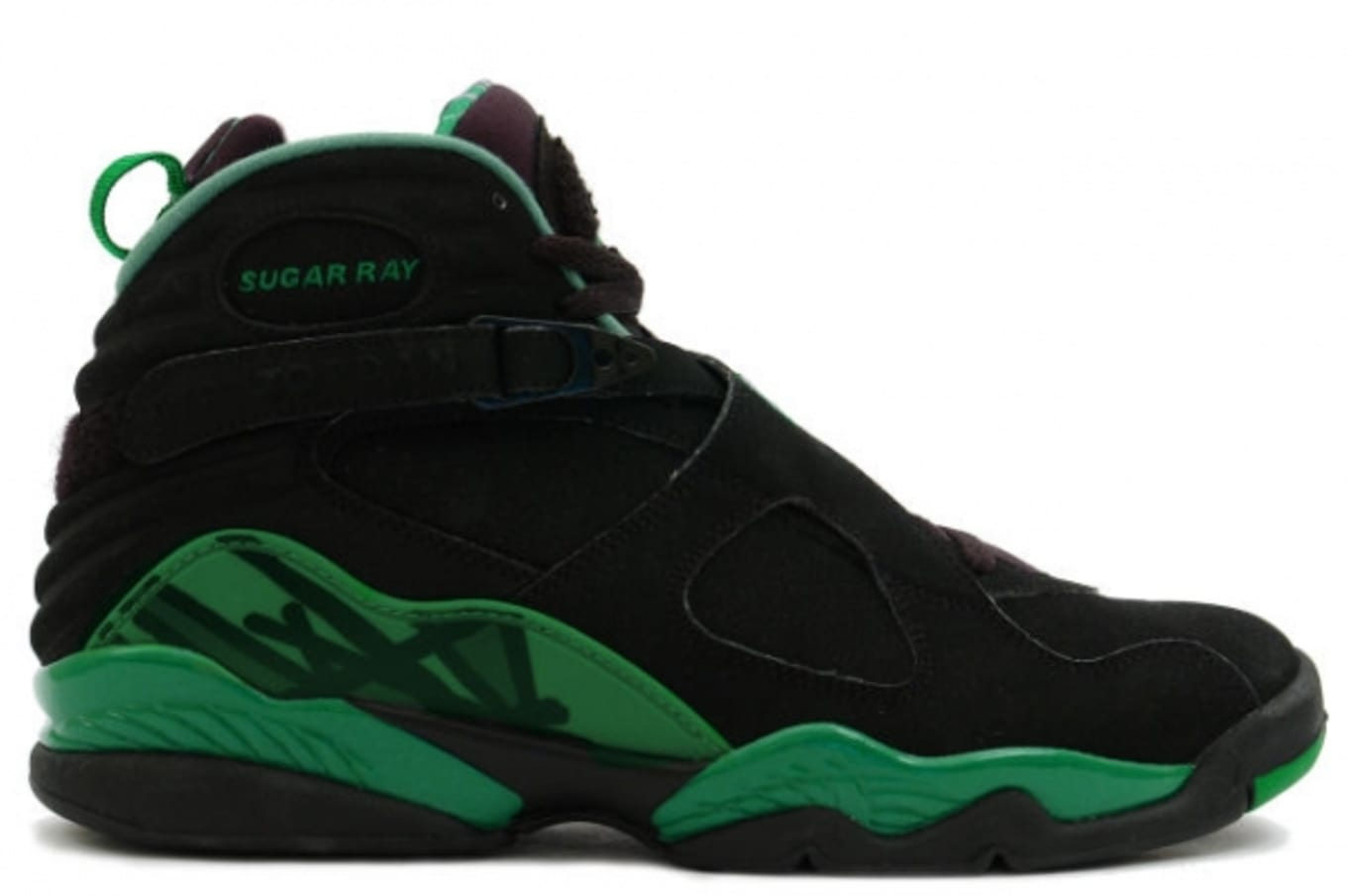 b9e070e34 Air Jordan 8  Ray Allen     Q-Rich