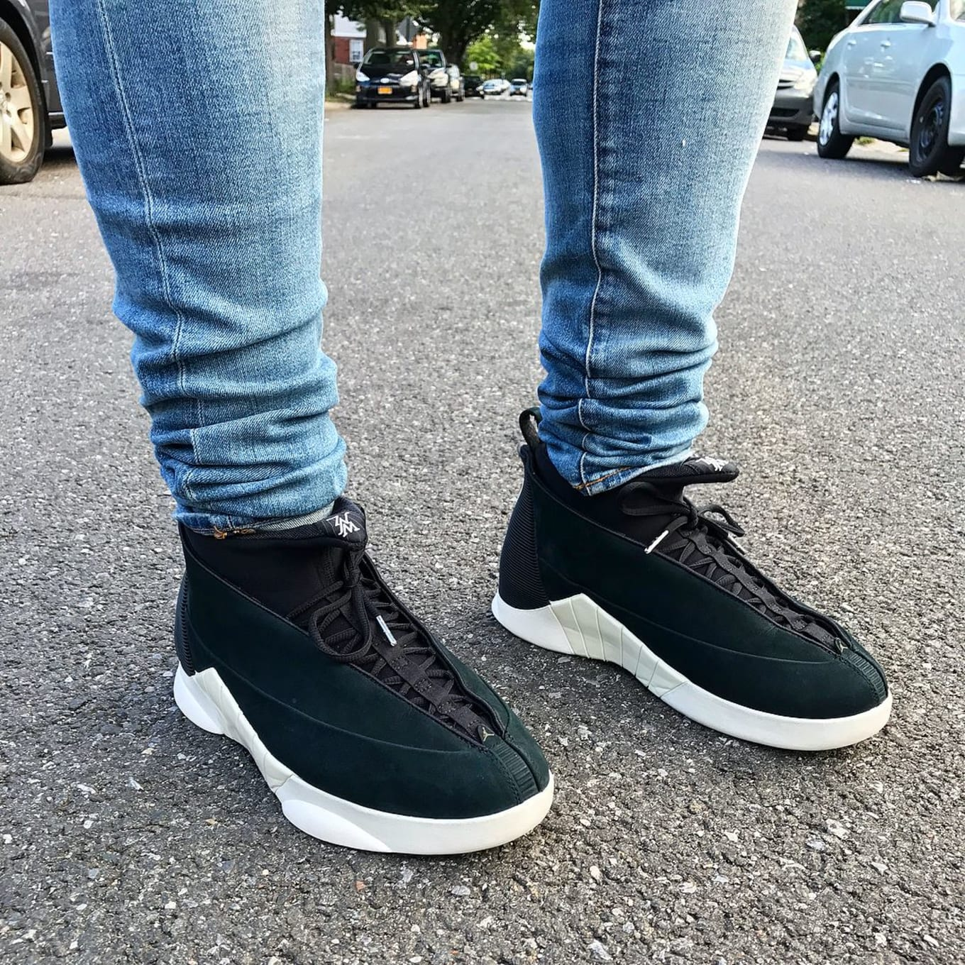 d3b988aa31a See the PSNY x Air Jordan 15 On-Foot