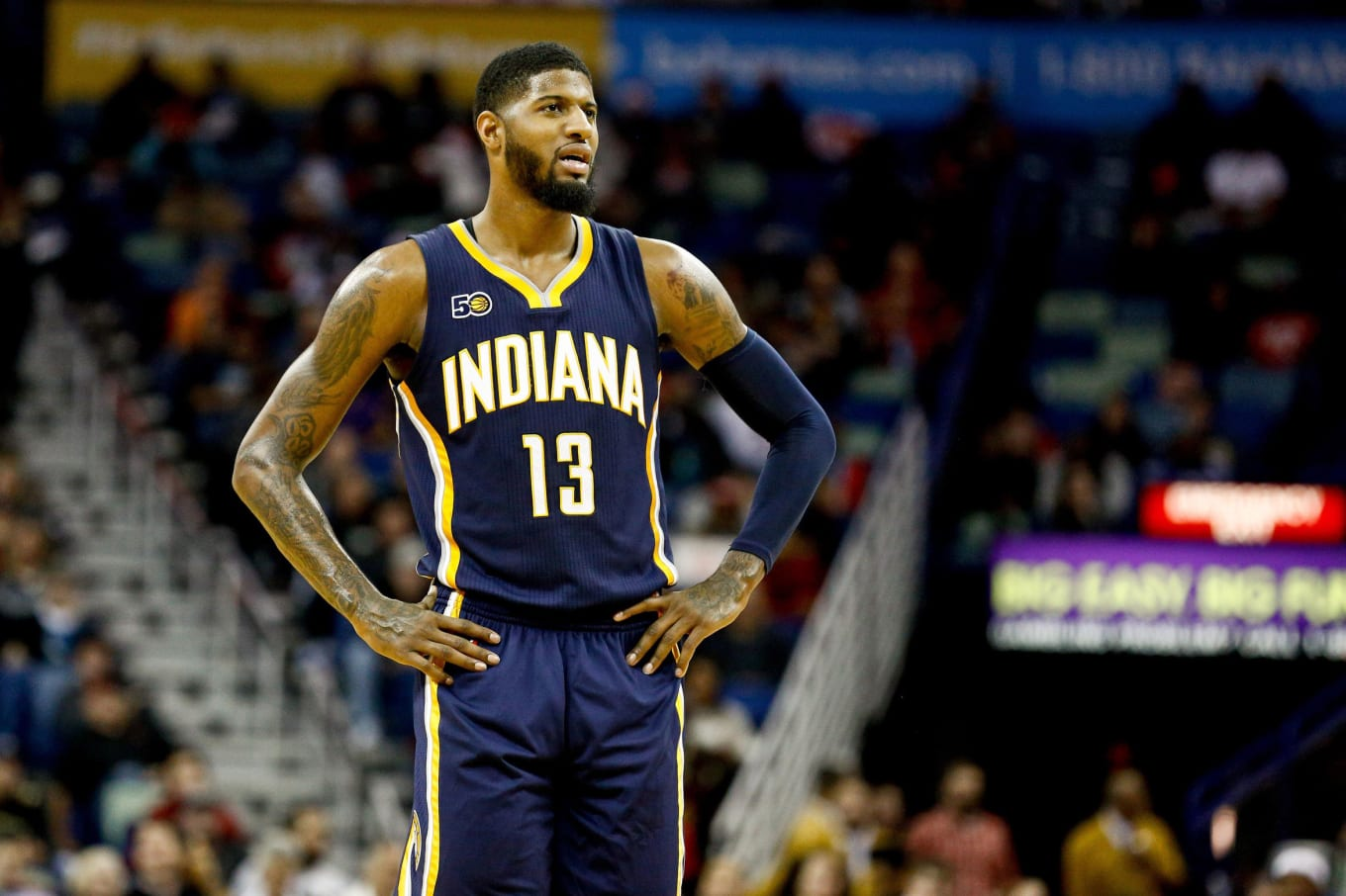 37ecbfdae04 Watch for the Paul George 1 to launch in 2017.