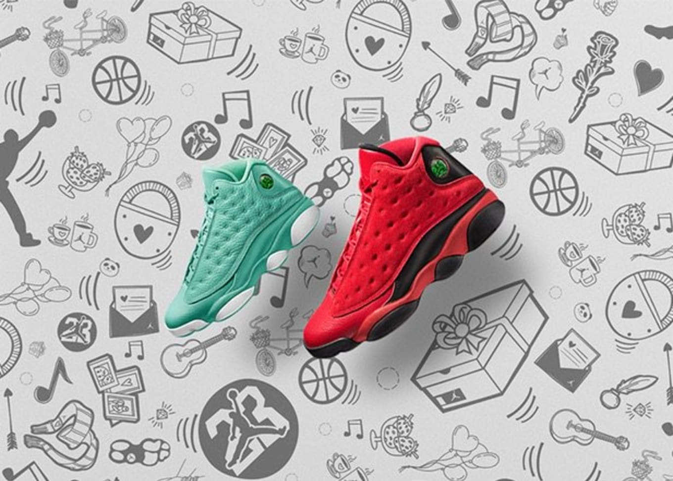 What Is Love   Air Jordan 13s releasing on Nov. 11. 5505e009f596