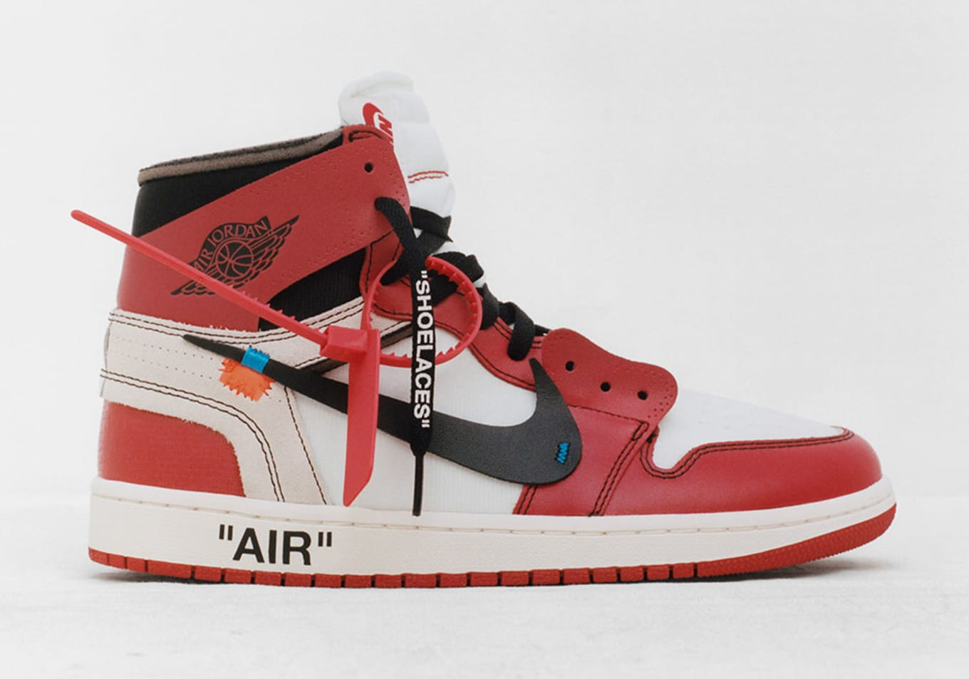 2273089e624cba More Off-White x Air Jordan 1s Releasing in 2018. Rumor has it there s a  blue colorway coming.