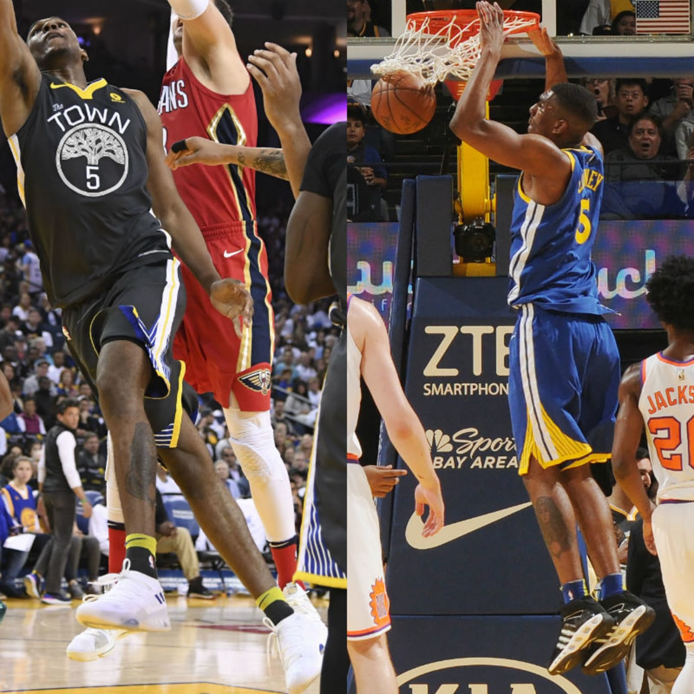 305580bf76db NBA  SoleWatch Power Rankings for April 8