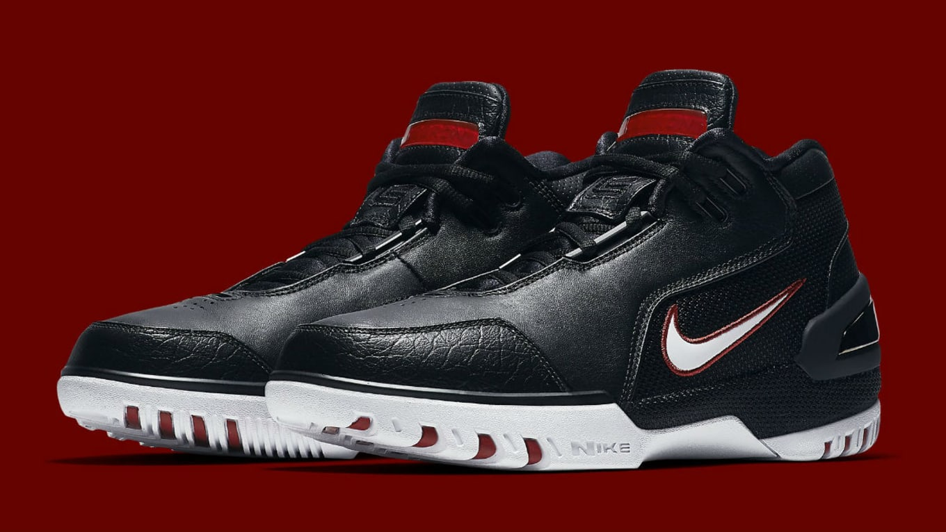 a134713da991 Nike Air Zoom Generation  Black Red  AJ4202-001 Release Date