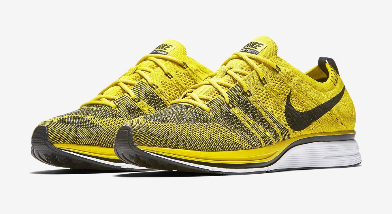 282d6ffd9360 Citron Nike Flyknit Trainer ah8396-700 Release Date