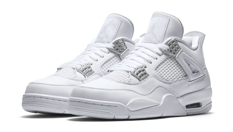 Air Jordan 4  Black White-Gum-Light Brown  Release Date  124a34b0a