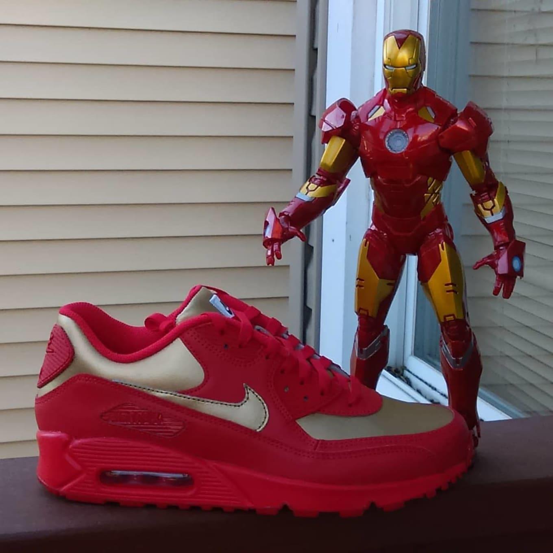 97ce880cd341 NIKEiD Nike By You Superhero Designs