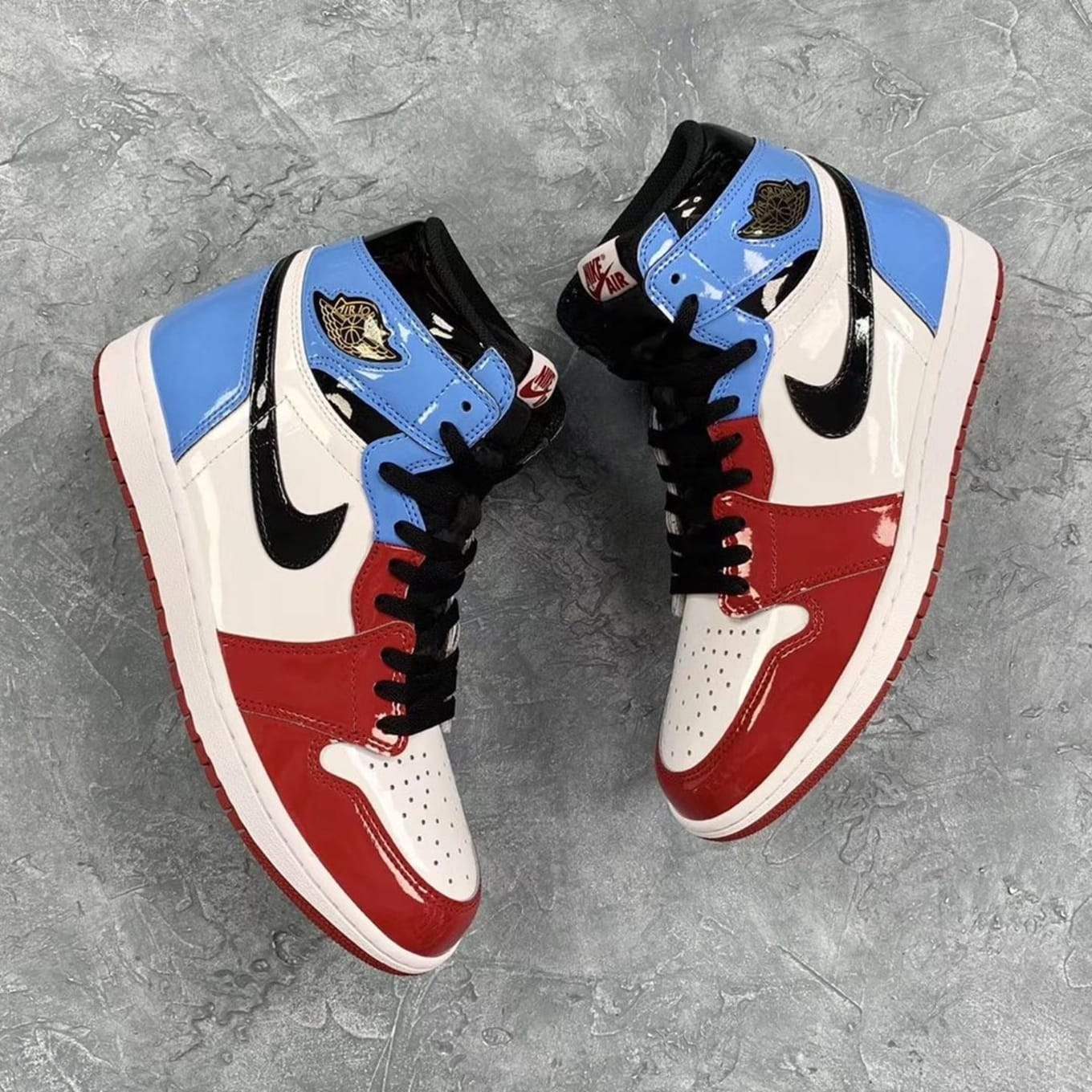 buy online 369a2 ab99b Air Jordan 1 UNC to Chicago Release Date | Sole Collector