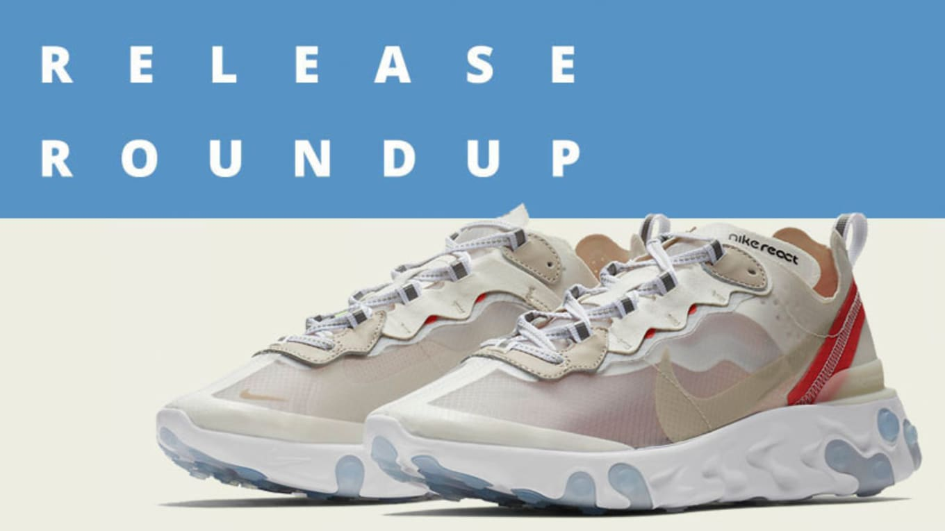 4992df300 This week s Release Roundup kicks things off with the release of the  Pharrell x Adidas Crazy BYW