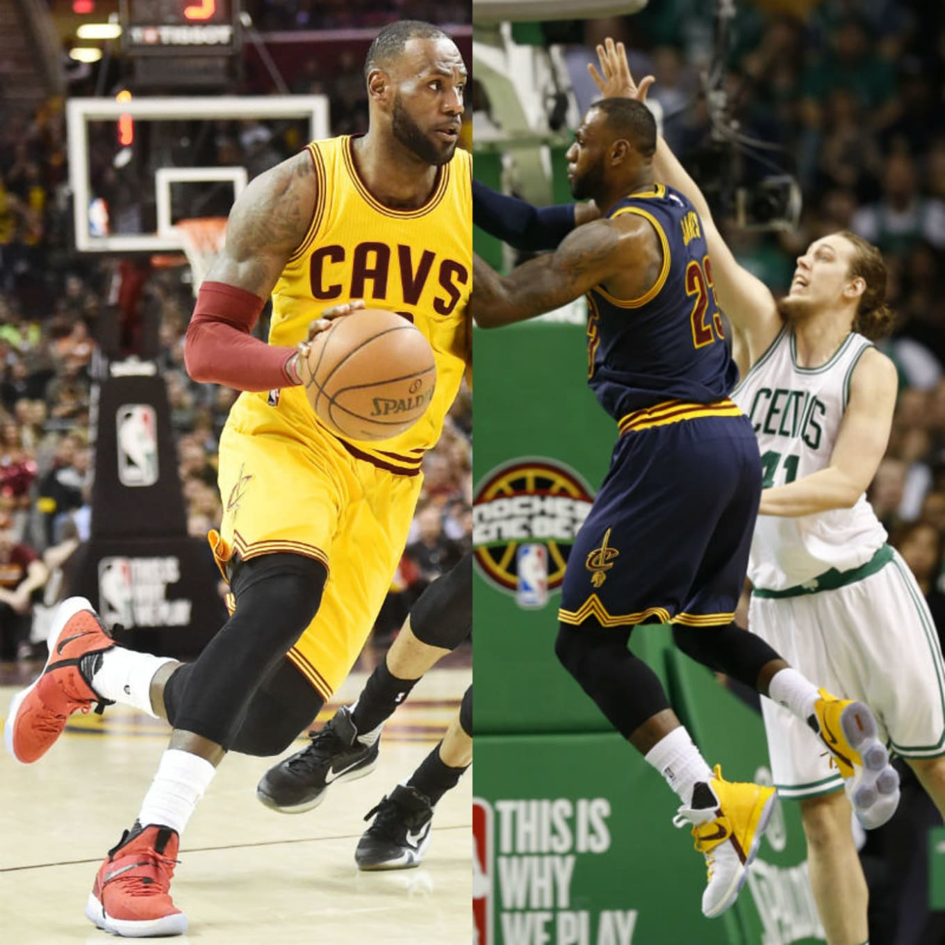 1ff84a7ca Images via Ken Blaze   Greg M. Cooper for USA Today Sports. Team  Cleveland  Cavaliers