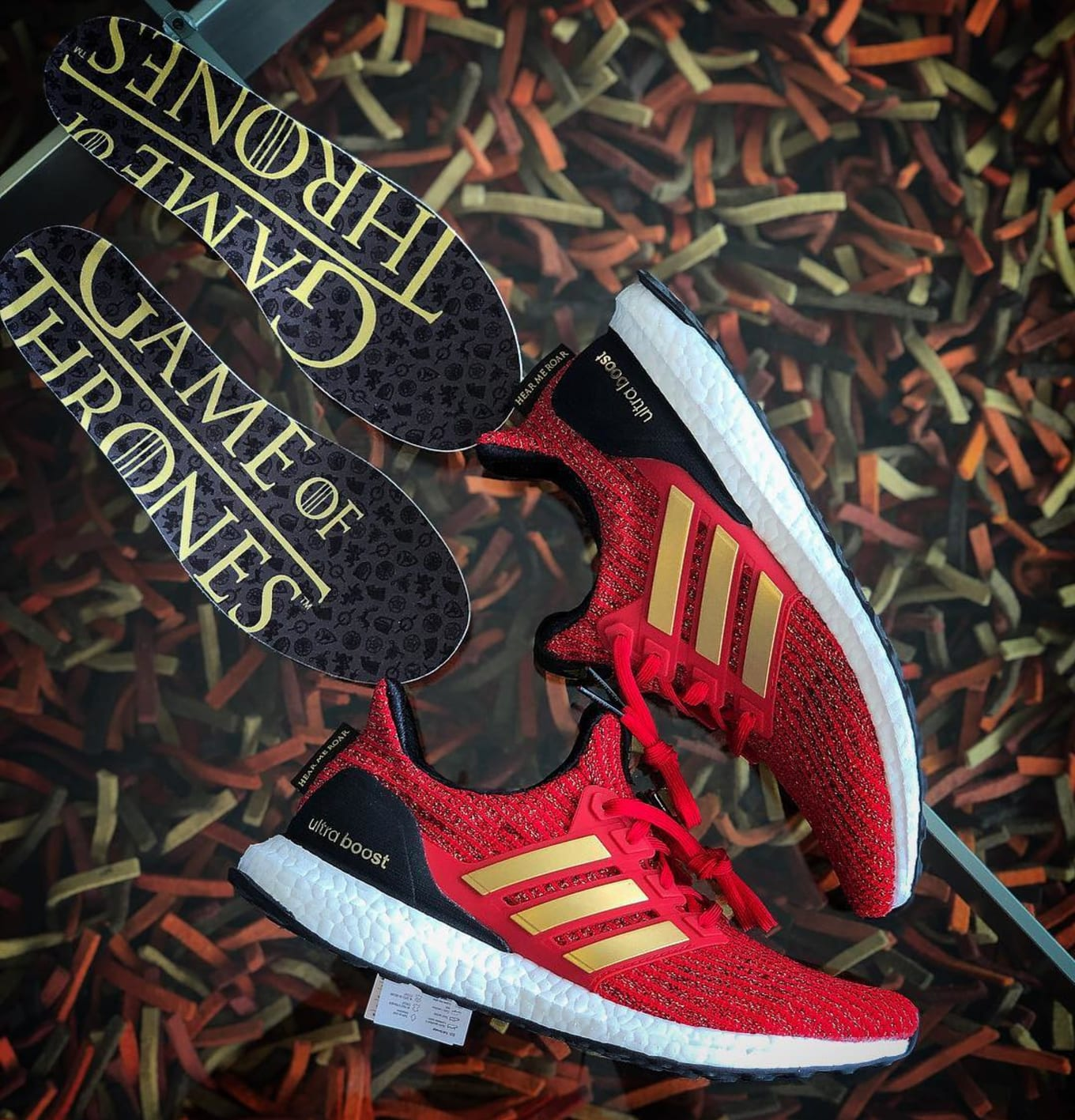 Game of Thrones x Adidas Ultra boost Lannister Release Date  1962afbc6